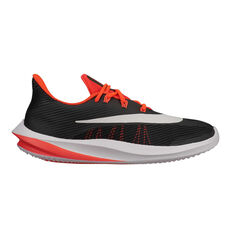 Nike Future Speed Kids Running Shoes Black / Red 1, Black / Red, rebel_hi-res