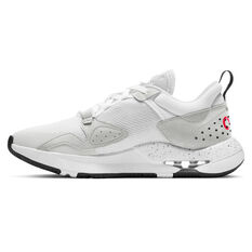Nike Jordan Air Cadence Mens Casual Shoes White/Red US 7, White/Red, rebel_hi-res