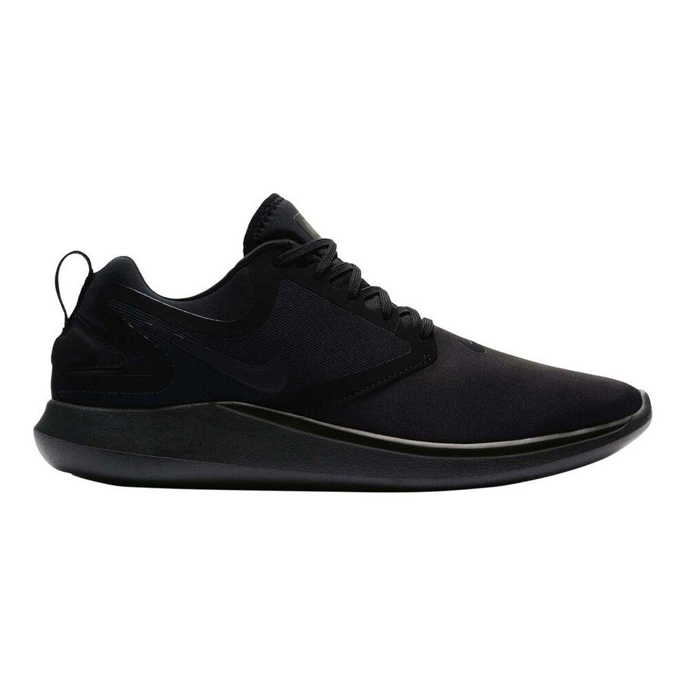 491e4db83c888 Nike LunarSolo Mens Running Shoes Black US 8