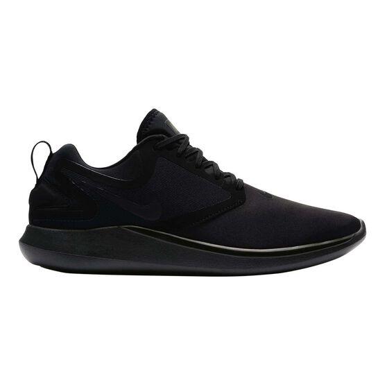 001386d8e06 Nike LunarSolo Mens Running Shoes Black US 8