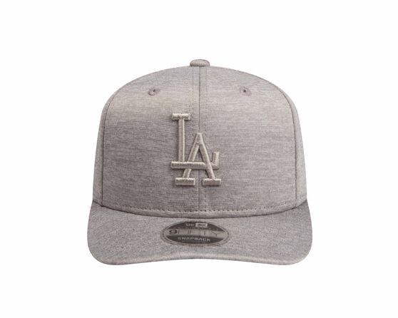 Los Angeles Dodgers New Era 9FIFTY Shadow Tech Cap Grey, Grey, rebel_hi-res