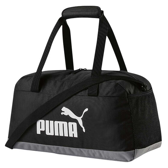 Puma Phase Grip Bag Black, , rebel_hi-res