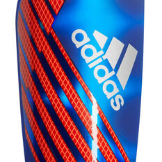 adidas X Pro Shin Guards Blue / Red S, Blue / Red, rebel_hi-res
