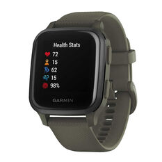 Garmin Venu Sq Music GPS Smartwatch - Moss Slate, , rebel_hi-res