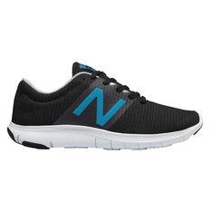 New Balance Koze Mens Running Shoes Black / White US 6, Black / White, rebel_hi-res