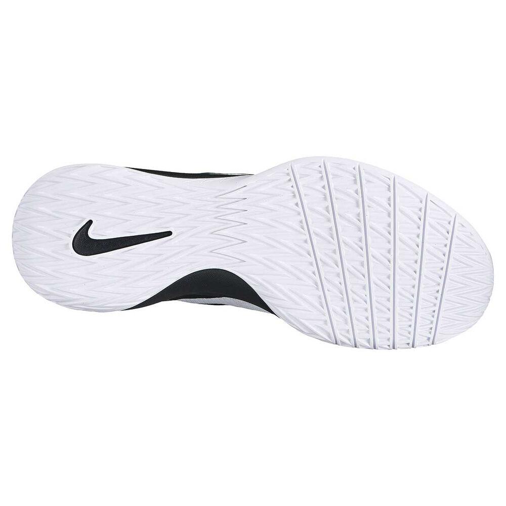 c4cbf824ca24 Nike Zoom Evidence Mens Basketball Shoes White   Black US 10.5 ...