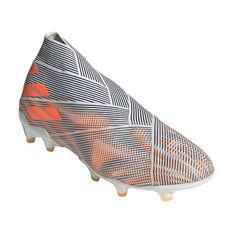 adidas Nemeziz + Football Boots, White, rebel_hi-res