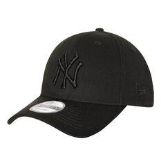 New York Yankees New Era 9FORTY Core Cap Black, , rebel_hi-res