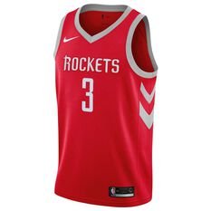 Nike Houston Rockets Chris Paul 2019 Mens Swingman Jersey University Red S, University Red, rebel_hi-res