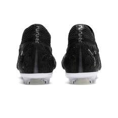 Puma Future 19.1 Netfit Mens Football Boots Black US Mens 9 / Womens 10.5, Black, rebel_hi-res