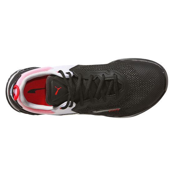 Puma Fuse Mens Training Shoes, Black/Grey, rebel_hi-res
