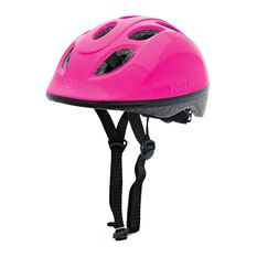Nitro Toddler Bike Helmet Pink XS, , rebel_hi-res