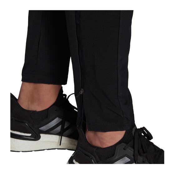 adidas Mens Own The Run Cooler Pants, Black, rebel_hi-res