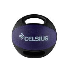 Celsius 9kg Dual Handle Medicine Ball, , rebel_hi-res