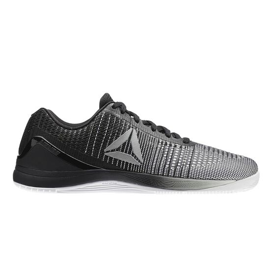 d31109b5cd03dd Reebok CrossFit Nano 7.0 Mens Training Shoes Black   White US 7 ...