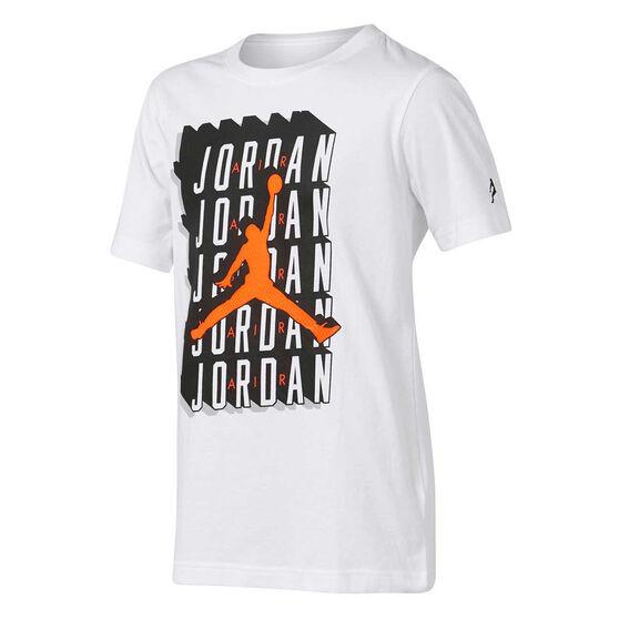 Nike Boys Air Jordan Crosswords Tee, , rebel_hi-res