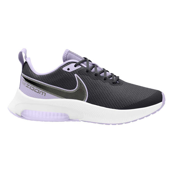 Nike Zoom Arcadia Kids Running Shoes, Black, rebel_hi-res