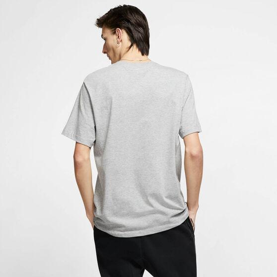 Nike Mens Sportswear Just Do It Tee, Grey, rebel_hi-res