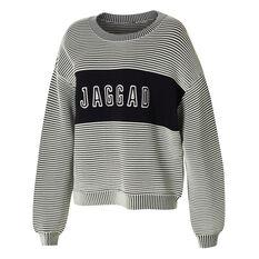 Jaggad Womens Fairmont Ridge Knit Sweatshirt Mint XS, Mint, rebel_hi-res