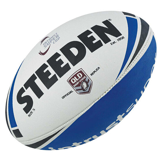 Steeden QRL Intrust Super Cup Replica Ball, , rebel_hi-res