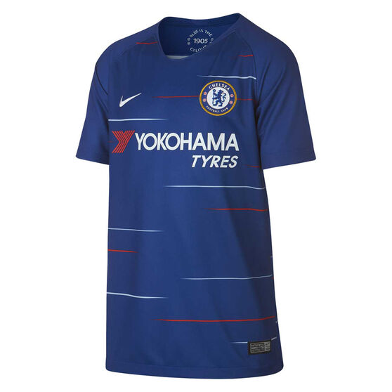 Chelsea FC 2018 / 19 Kids Replica Jersey, , rebel_hi-res