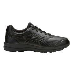 Asics Gel Mission 3 Mens Training Shoes Black US 7, Black, rebel_hi-res