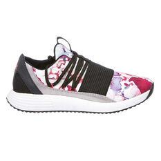 Under Armour Breath Lace Plus Womens Training Shoes Black / Pink US 6, Black / Pink, rebel_hi-res