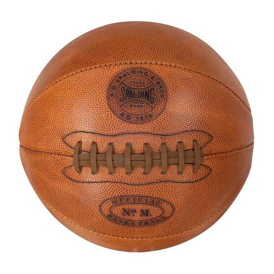 Spalding 125th Anniversary Replica Basketball, , rebel_hi-res