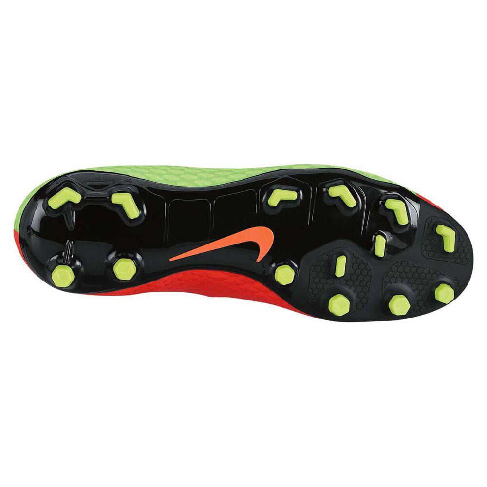 a1740f071434 Nike Hypervenom Phelon III Mens Football Boots Green   Black US 8.5 Adult