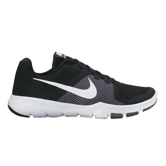 61eadbd2bd0 Nike Flex Control Mens Training Shoes Black   White US 10.5