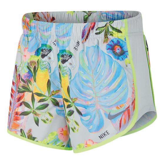 Nike Womens Dry Tempo Femme Running Shorts Print XL, Print, rebel_hi-res