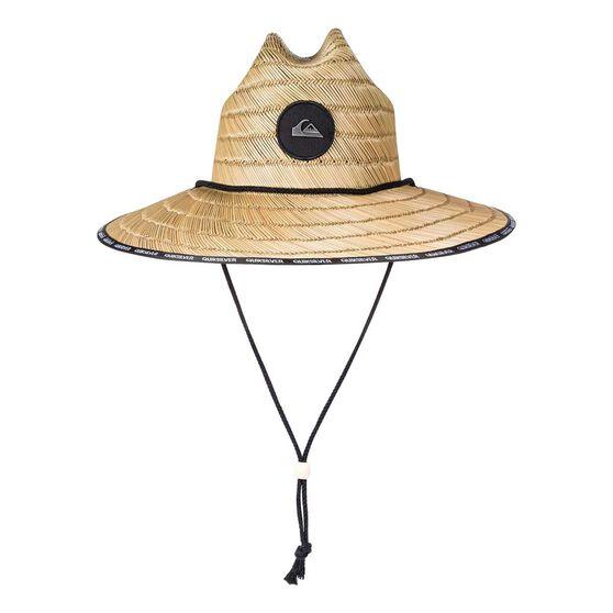 Quiksilver Mens The Dredge Hat Tan S   M Adult  ae4d88f69c5