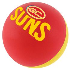 Gold Coast Suns High Bounce Ball, , rebel_hi-res