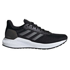 adidas Solar Ride Womens Running Shoes Black / Navy US 6, Black / Navy, rebel_hi-res