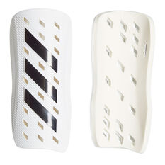 adidas Tiro Club Shin Guards White S, White, rebel_hi-res