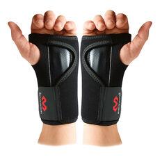 McDavid Adjustable Wrist Brace Black, Black, rebel_hi-res