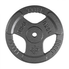 Celsius 15kg Tri Grip Weight Plate, , rebel_hi-res