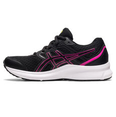 Asics Jolt 3 Kids Running Shoes Black US 4, Black, rebel_hi-res