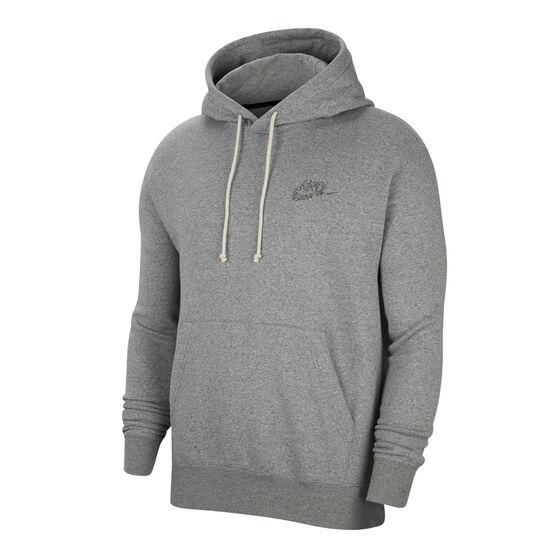 Nike Sportswear Mens Hoodie, Grey, rebel_hi-res