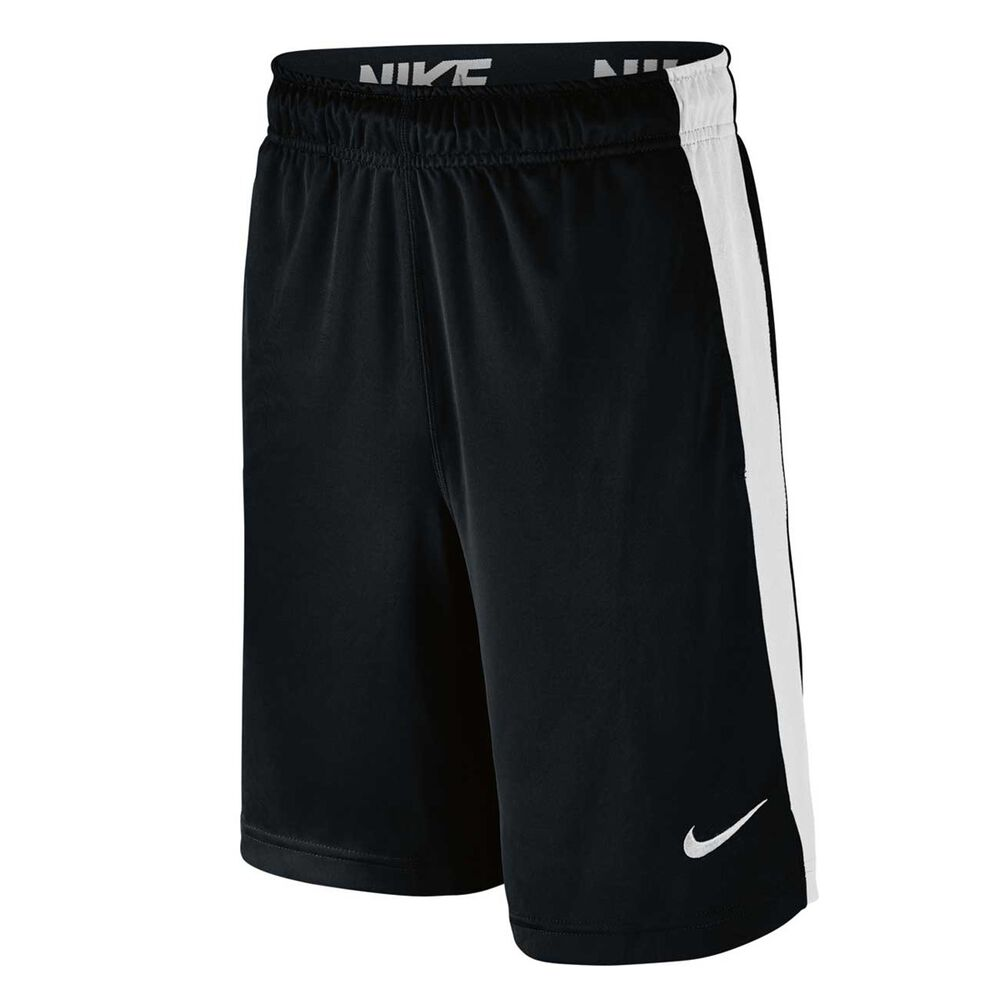 08acc647be Nike Boys Dry Legacy Training Shorts Black / Grey XS Junior, Black / Grey,