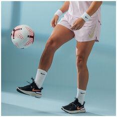 Nike Womens Icon Clash 10K Running Shorts Pink XS, Pink, rebel_hi-res