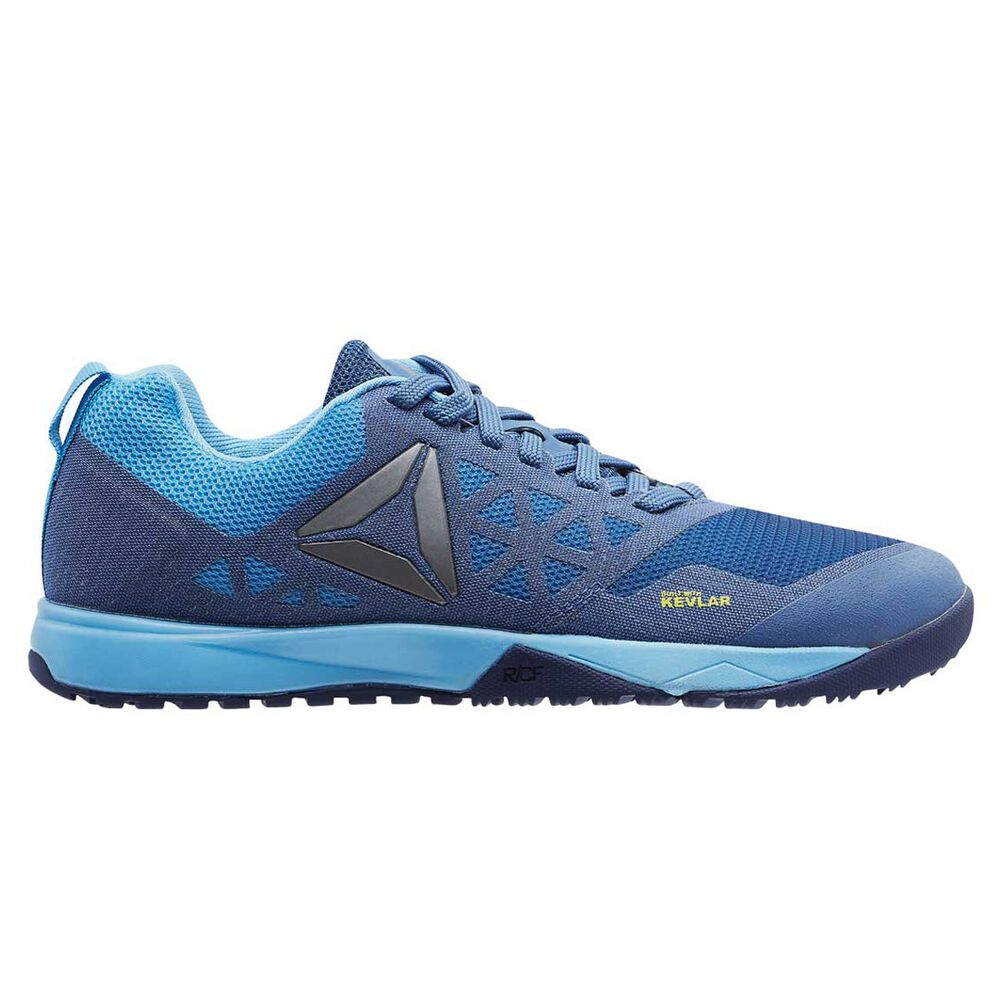 a20b0028193 Reebok CrossFit Nano 6.0 Womens Training Shoes Blue   Navy US 6 ...