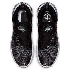 Nike Joyride Mens Running Shoes, Black / White, rebel_hi-res