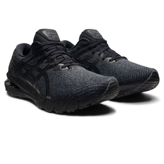 Asics GT 2000 10 2E Mens Running Shoes, Black, rebel_hi-res