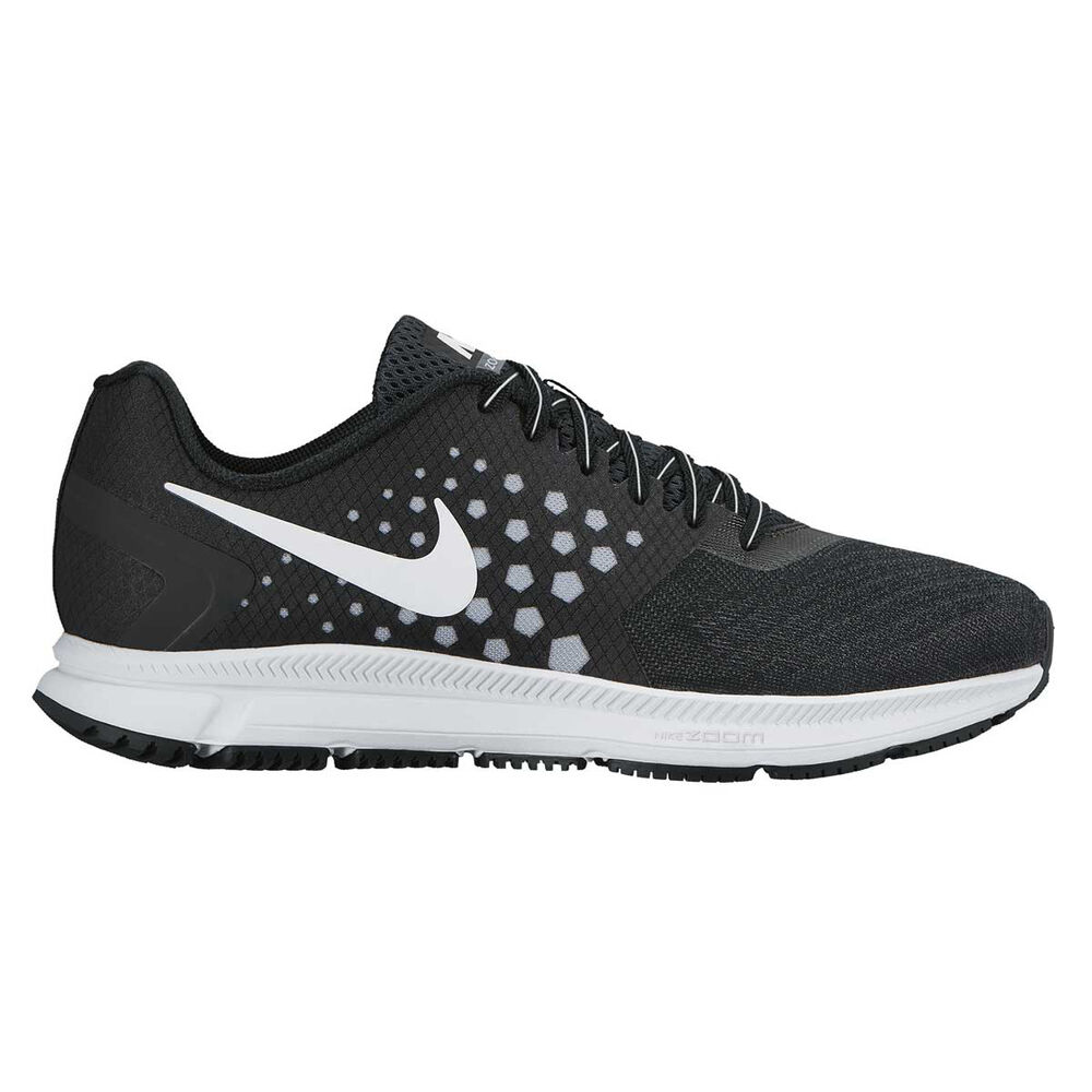 9012bfe705dd Nike Air Zoom Span Mens Running Shoes Black   wolf grey US 8