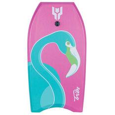 Tahwalhi Tribe 33in Bodyboard Flamingo Pink, , rebel_hi-res