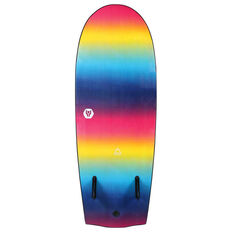 Tahwalhi 54in Shredder Board Black / Rainbow 54in, , rebel_hi-res
