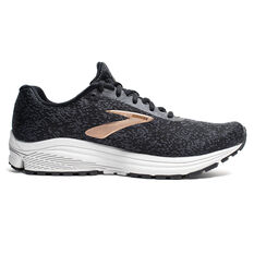 Brooks Anthem 2 Mens Running Shoes Black / Grey US 7, Black / Grey, rebel_hi-res