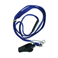 Reliance Plastic Whistle with Lanyard, , rebel_hi-res