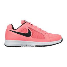 Nike Air Vapor Ace Womens Tennis Shoes Orange / Black US 6, Orange / Black, rebel_hi-res